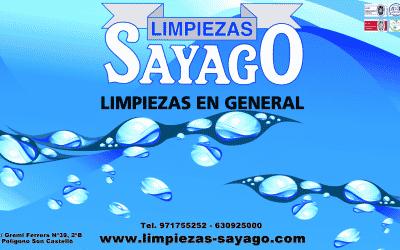 LIMPIEZAS SAYAGO CAMBIA SU DOMICILIO